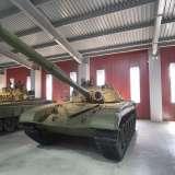 Танк Урал Т-72