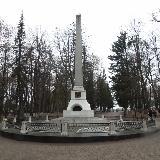 Могила Циолковского