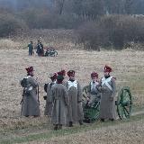 Войска готовятся к битве
