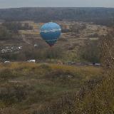 Воздушный шар на Ивановском лугу