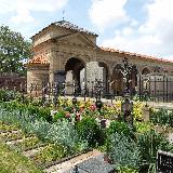 Мемориальное кладбище в Праге
