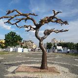Дерево, сваренное из патрубков
