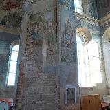 Росписи внутри храма