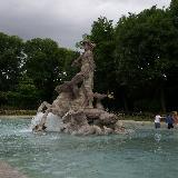 Фонтан Нептун в Мюнхене