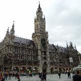 Площад Мариенплац в Мюнхене