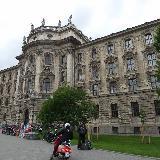 Здание в Мюнхене