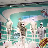 Витрина магазина в Мюнхене