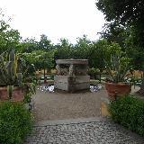 Сад во дворе замка Хоэншвангау