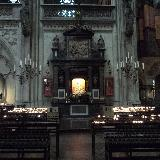 Внутри Кёльнского собора