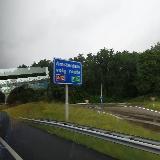 Пересекли границу Германии и Нидерландов