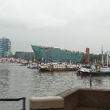 Здание ввиде носа корабля