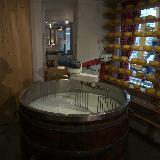 Производство голландского сыра