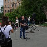 Митинг 12 июня 2017 года в Орске. Медработник из Новоорска