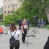 Митинг 12 июня 2017 года в Орске. Девятиклассник из Энергетика