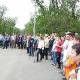 Митинг 12 июня 2017 года в Орске