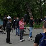 Митинг 12 июня 2017 года в Орске. Выступает Руслан Исмагилов
