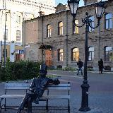 А. С. Пушкин на ул. Кирова