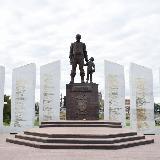 Памятник солдатам правопорядка