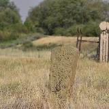Небольшое казахское кладбище