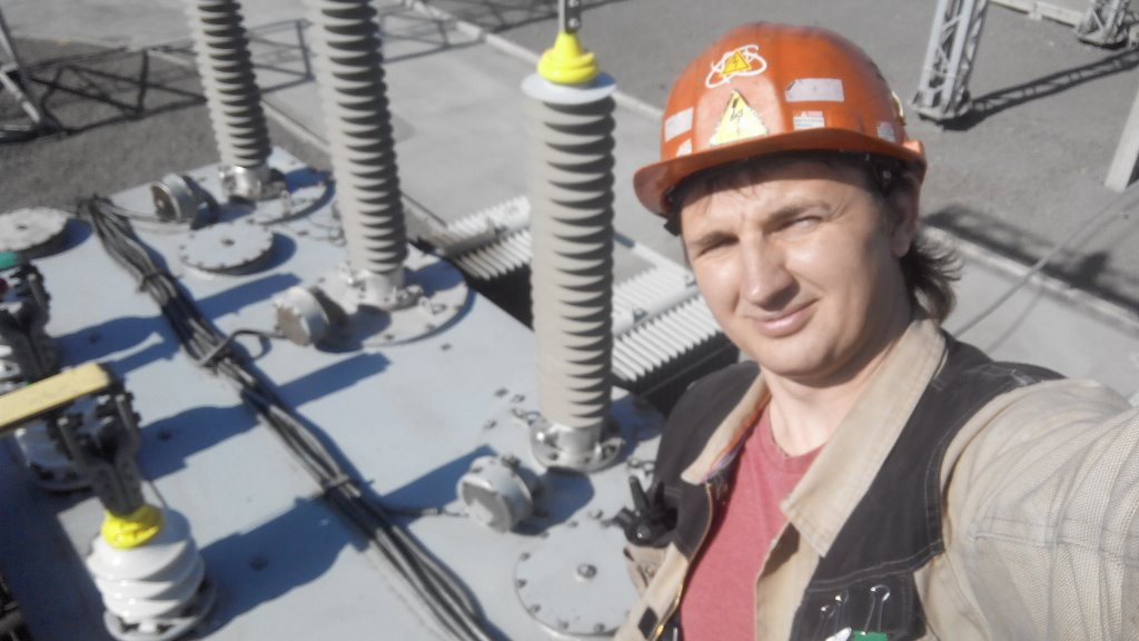 Проверка защит трансформатора на ЮУГПК